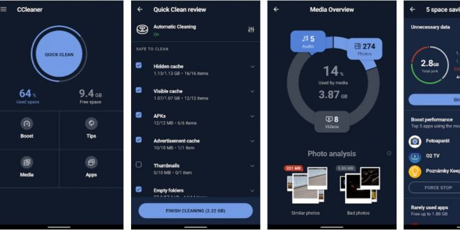 CCleaner Google Play