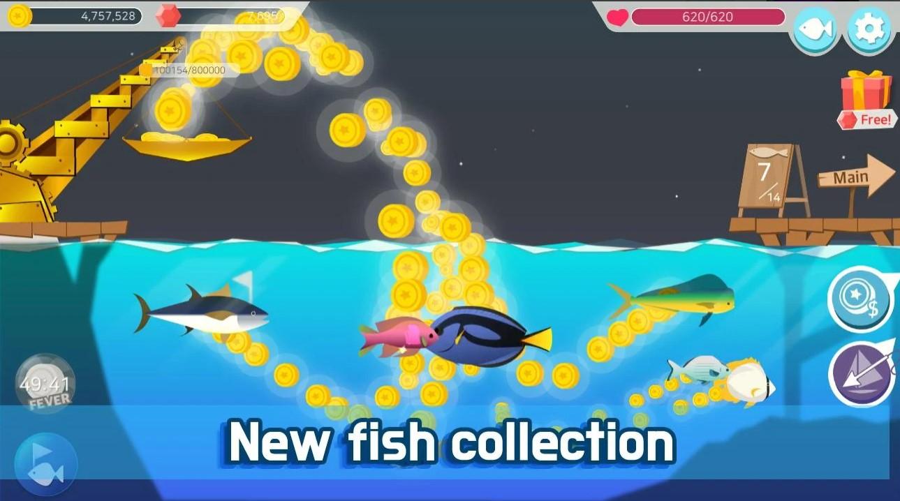 Game Memancing Terbaik di Androdi 2021 - Fishing Adventure