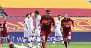 Hasil AS Roma Vs Genoa