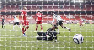sil Liverpool Vs Fulham - Kalah 0-1, Anfield Runtuh