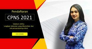 Pendaftaran CPNS 2021 Maret