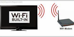 Biar Lebih Praktis, Begini Cara Menyambungkan WiFi Ke TV