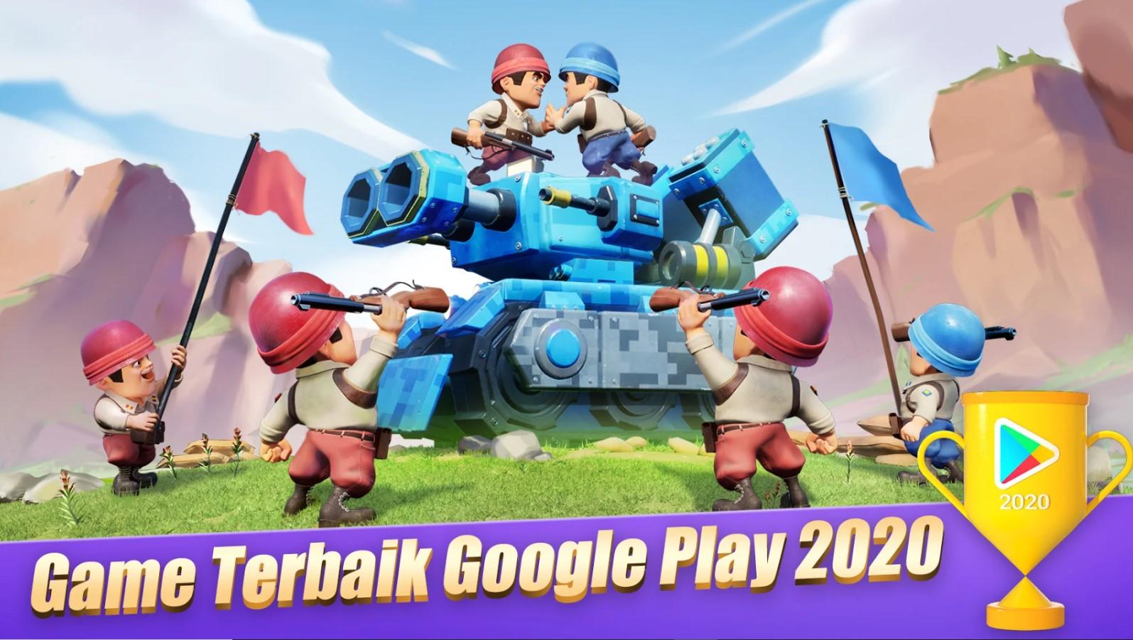 Battle Game Top War