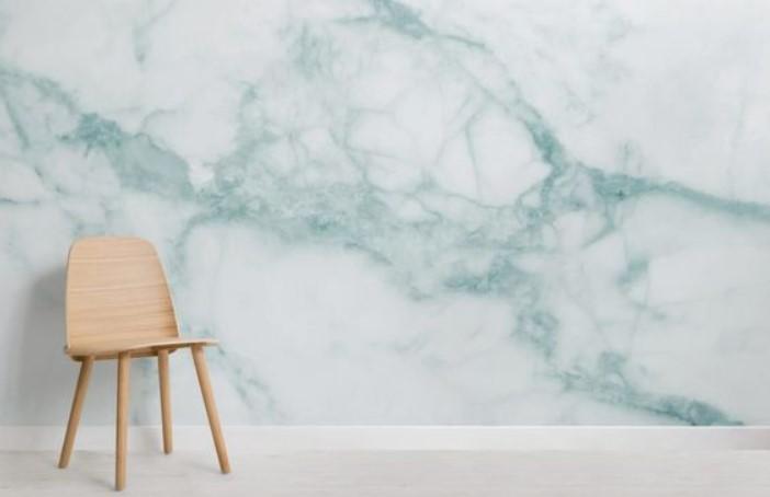 Wallpaper Dinding Desain marmer