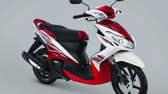 Yamaha Xeon 2010, motor bekas Rp 5 jutaan