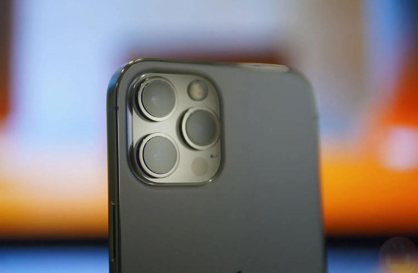 Lidar iPhone 12 Pro ubergizmo