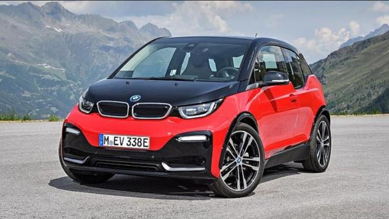Mobil Listrik BMW i3s