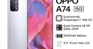 SPesifikasi dan Harga Oppo A74 5G