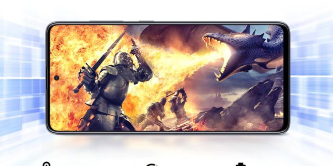 Samsung Galaxy A51 - HP Gaming Terbaik Harga 3 Jutaan