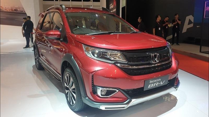 mobil suv murah - Honda BR-V Prestige