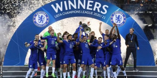 Drawaing Liga Champions