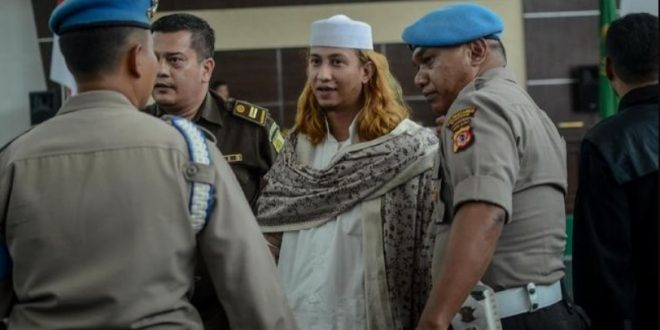 Ryan Jombang Ribut dengan Bahar bin Smith di LP Gunung Sindur