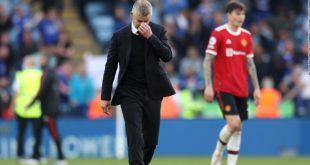 Hasil Pertandingan Leicester City vs Man Utd