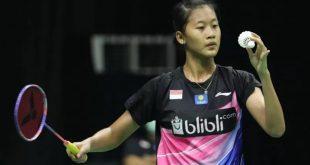 Hasil Uber Cup 2020 Indonesia Tunduk 0-5 dari Jepang