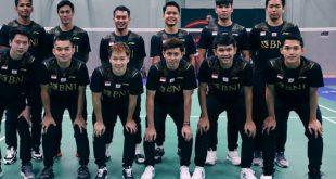Indonesia Raih Gelar Juara Piala Thomas